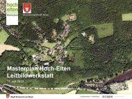 Präsentation Leitbildwerkstatt 17.07.2013 - Emmerich