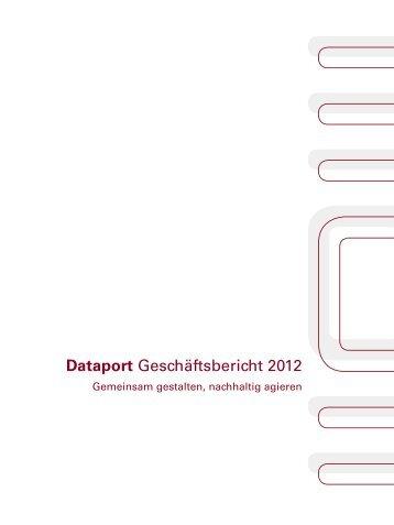 Dataport Geschäftsbericht 2012
