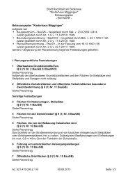 Planungsrechtliche Festsetzungen (24.10 KB) - Radolfzell
