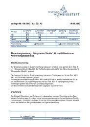 TOP 8 - Althengstett