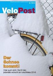 VP 1-2014.indd - IG VELO im Landkreis Lörrach