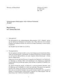 Begründung Bebauungsplan vom 07.10.2013 - Stadt Heilbronn