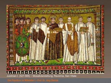 Das Papsttum im Mittelalter I – Prof. Dr. Jörg ... - joerg-oberste.de