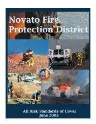 Novato, CA - International Association of Fire Chiefs
