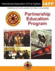 PEP Catalog - International Association of Fire Fighters