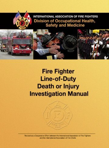 Manual - International Association of Fire Fighters