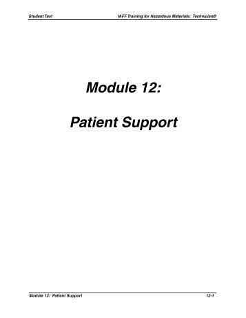 Module 12 - IAFF