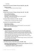 PD Dr. FRANCESCO GIACOSA - Page 2