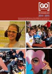 Broschüre des Gymnasiums Othmarschen 2014/15