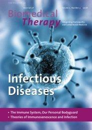 Infectious Diseases - International Academy of Homotoxicology