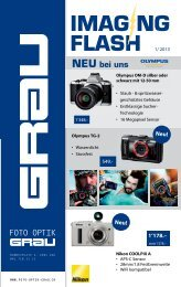 Imaging Flash - Foto-Optik Grau