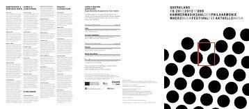 PDF, 147 KB - Berliner Festspiele