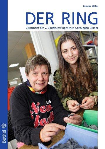 DER RING - Bodelschwinghsche Stiftungen Bethel