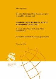 La riforma della politica estera dell'Unione europea - IAI - Istituto ...