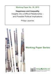 Working Paper Series - Ibero-Amerikanisches Institut