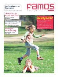 Beweg Dich! - famos - Das Nürnberger Familienmagazin