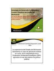 Estrategia de Desarrollo Sustentable y Cambio Climático del Estado ...