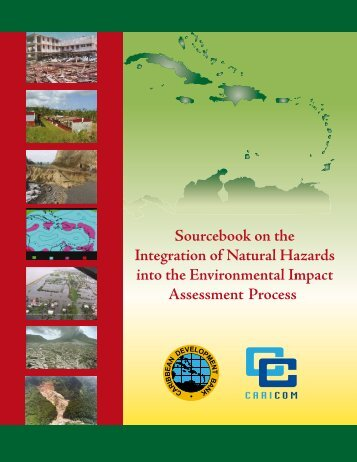 Sourcebook on the Integration of Natural Hazards into the ...