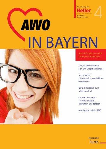 Helfer Ausgabe 4/2013 (.pdf-Dokument, 2399 kByte) - Awo-fuerth.de