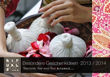 Besondere Geschenkideen 2013 / 2014 - Jenny Werbeartikel