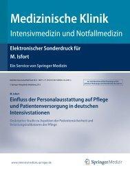 Medizinische Klinik - Deutsches Institut für angewandte ...