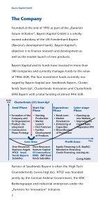 Financing Innovation - Bayern Kapital - Page 2