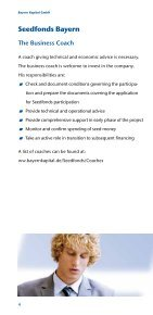 Financing Innovation - Bayern Kapital - Page 4