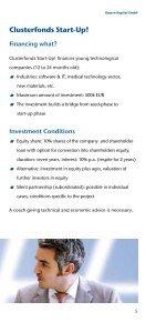 Financing Innovation - Bayern Kapital - Page 5