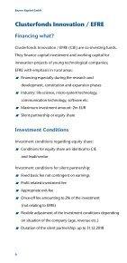 Financing Innovation - Bayern Kapital - Page 6