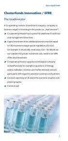 Financing Innovation - Bayern Kapital - Page 7