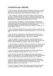 Veröffentlichungen 1999/2000 - Institut für Angewandte und ...