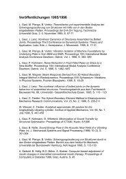 WS 1995/1996 - Institut für Angewandte und Experimentelle ...