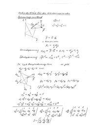 Mohrsche Kreise für den dreidimensionalen Spannungszustand