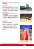 Veranstaltungsübersicht Amsterdam Metropolitan ... - I amsterdam - Page 4