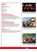 Veranstaltungsübersicht Amsterdam Metropolitan ... - I amsterdam - Page 7
