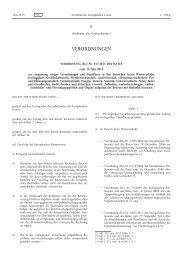 Verordnung (EU) Nr. 517/2013 des Rates vom 13. Mai 2013 zur ...