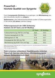 PowerCell – höchste Qualität von Syngenta - landhandel-otte.de