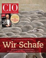 Vom CIO zum VP Integration Best in Cloud Leadership Excellence ...