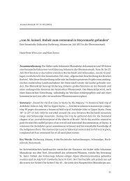 Gesamter Beitrag als PDF - Universalmuseum Joanneum