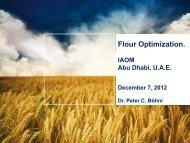 How to Optimize Flour Quality