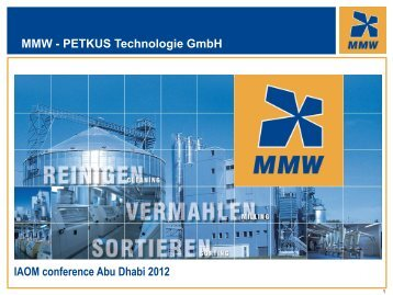 MMW - PETKUS Technologie GmbH