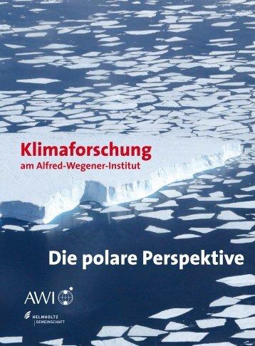 Klimaforschung - Die polare Perspektive