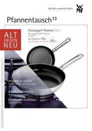 Pfannentausch 13 - Behrens & Haltermann