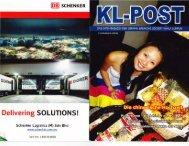 lOBI SCHENKER Delivering SOLUTIONS! - IAP/TU Wien