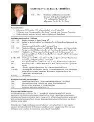 Em.O.Univ.Prof. Dr. Franz P. VIEHBÖCK - IAP/TU Wien