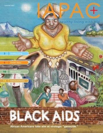 "African Americans take aim at virologic ""genocide."" 3 6 10 14 - IAPAC"