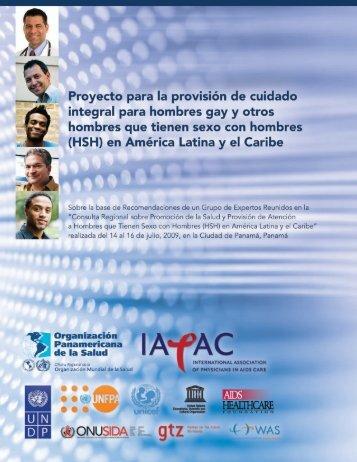 (HSH) en América Latina y el Caribe - IAPAC