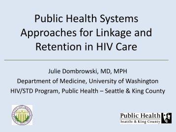 Julie Dombrowski, MD - IAPAC