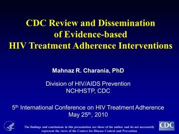 Literature review on hiv