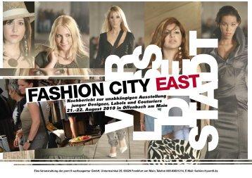 NACHBERICHT 2010 - hafen 2 charity fashion show